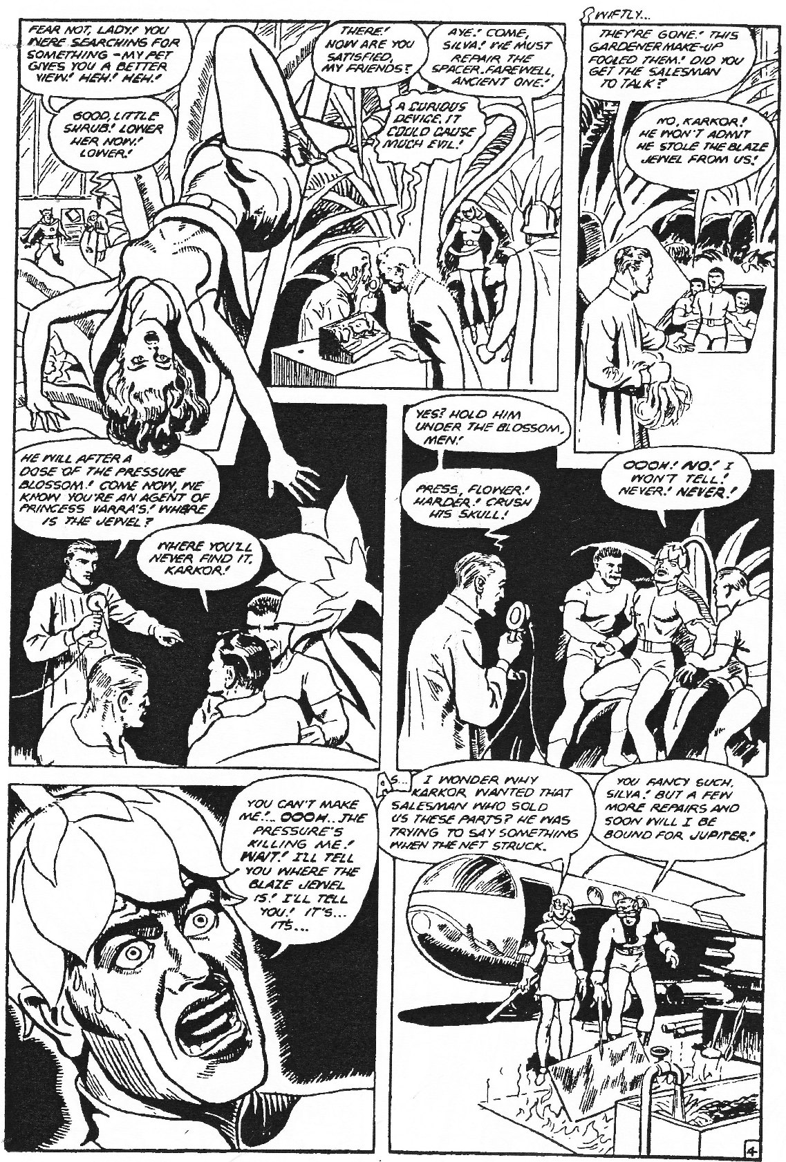 Read online Men of Mystery Comics comic -  Issue #84 - 166