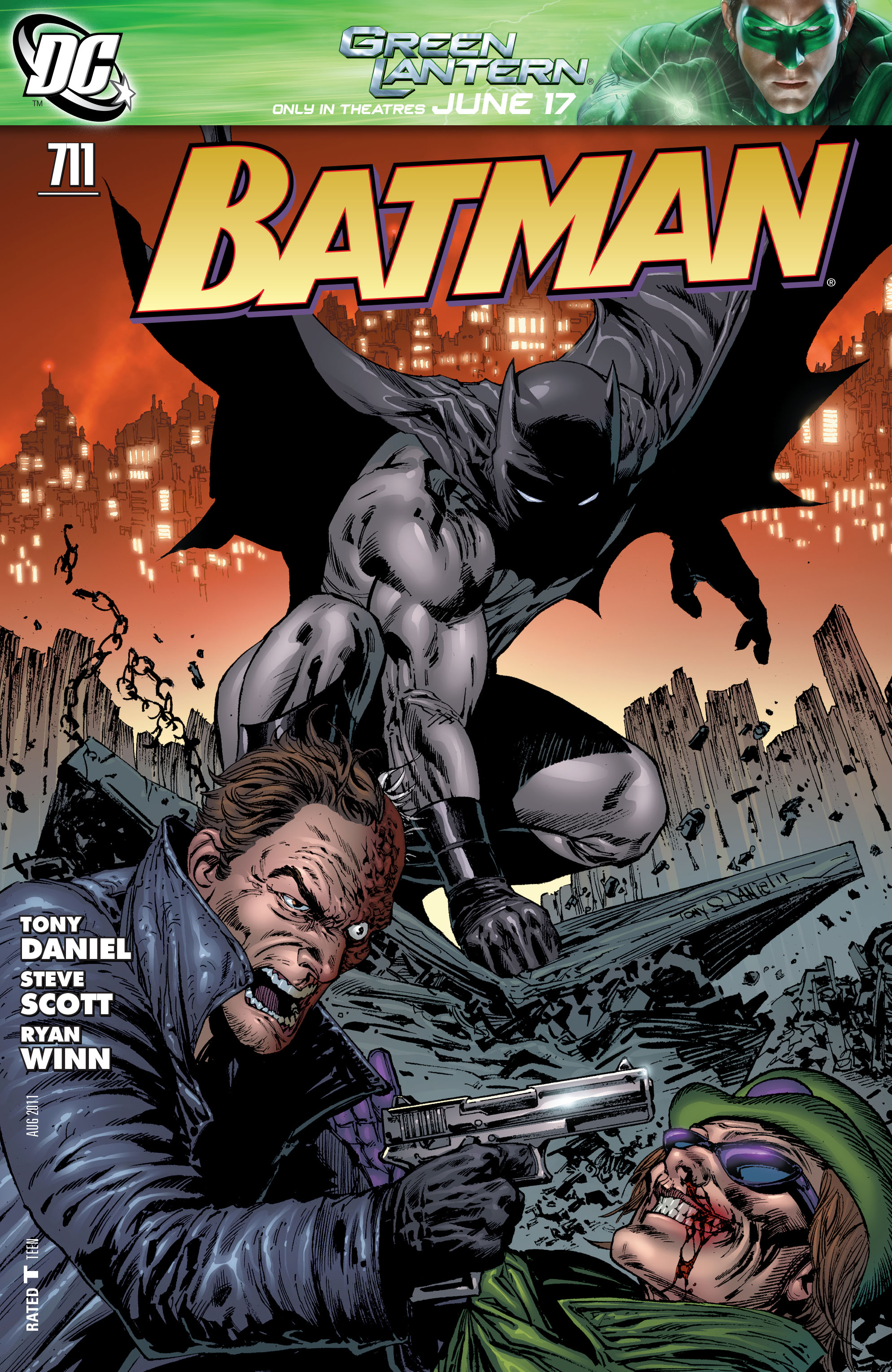 Batman (1940) 711 Page 1