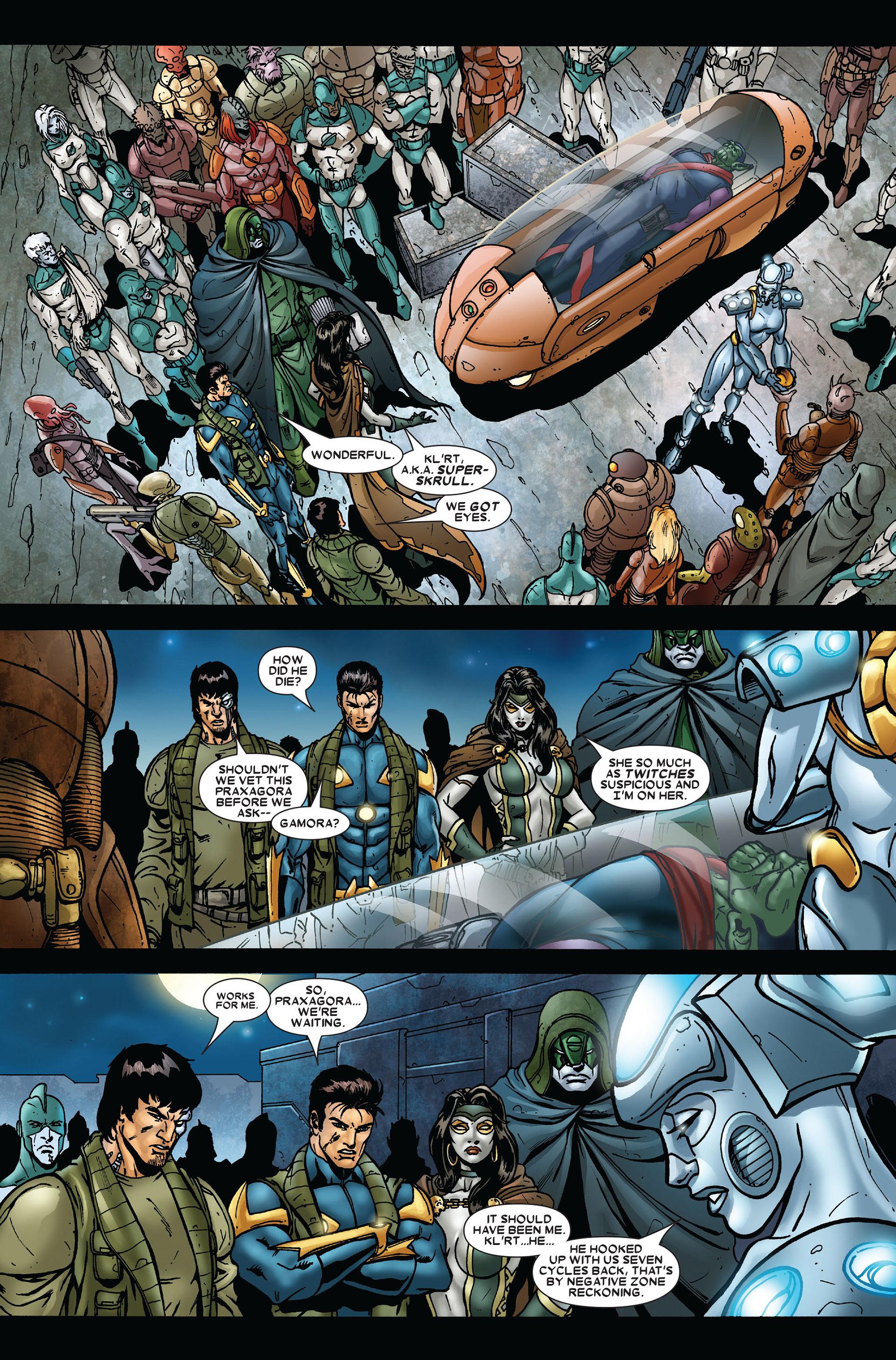 Read online Annihilation comic -  Issue #2 - 14