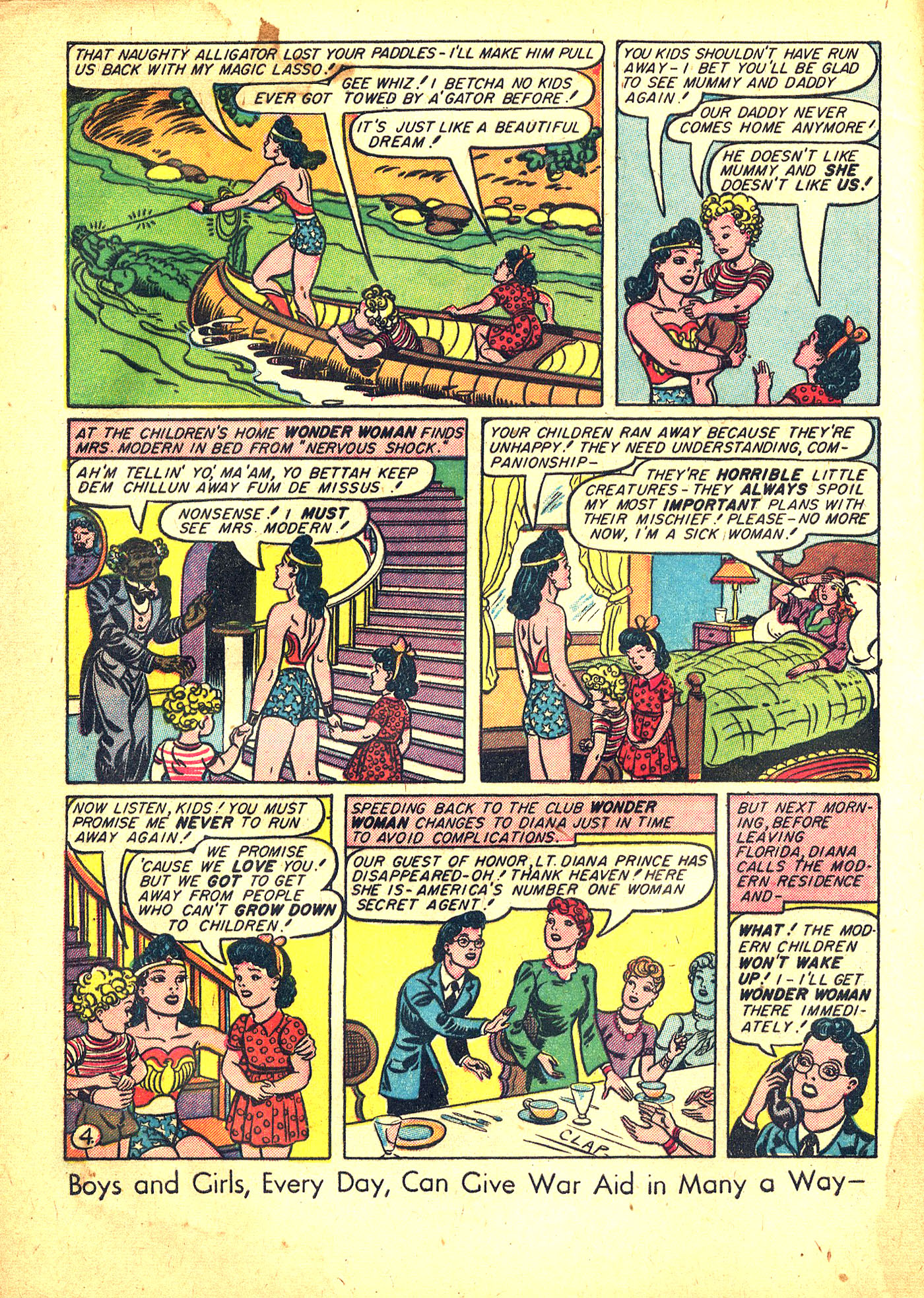 Read online Sensation (Mystery) Comics comic -  Issue #31 - 6