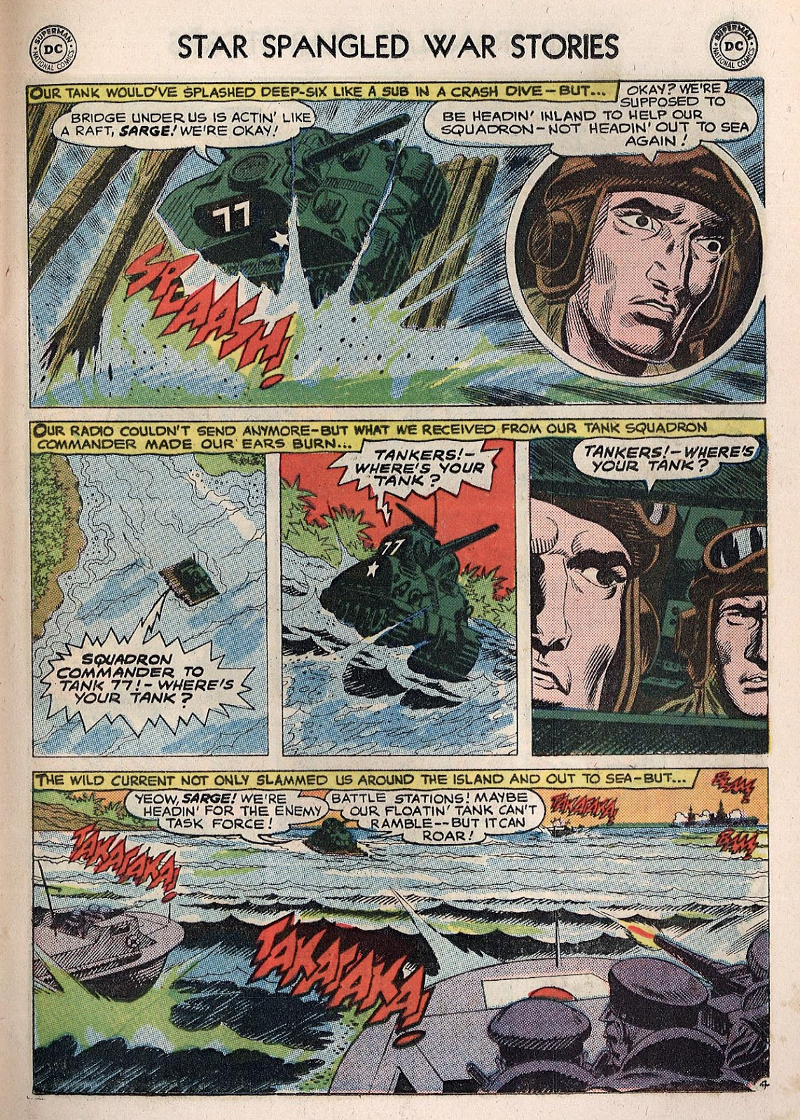 Star Spangled War Stories (1952) issue 122 - Page 27