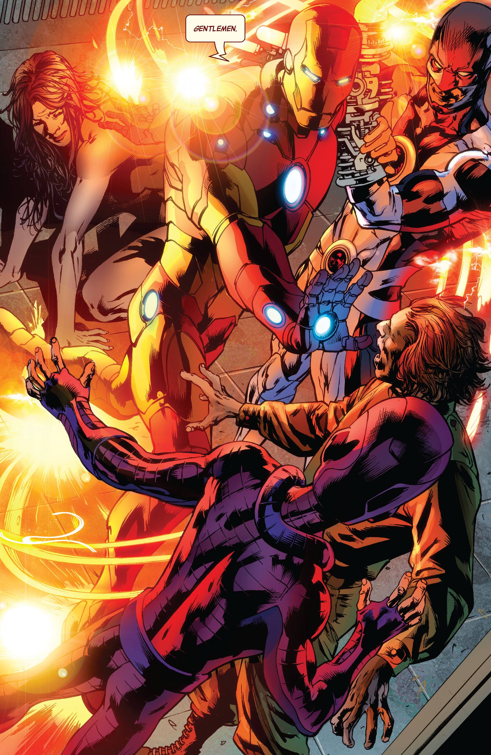 Read online Avengers (2010) comic -  Issue #12.1 - 17