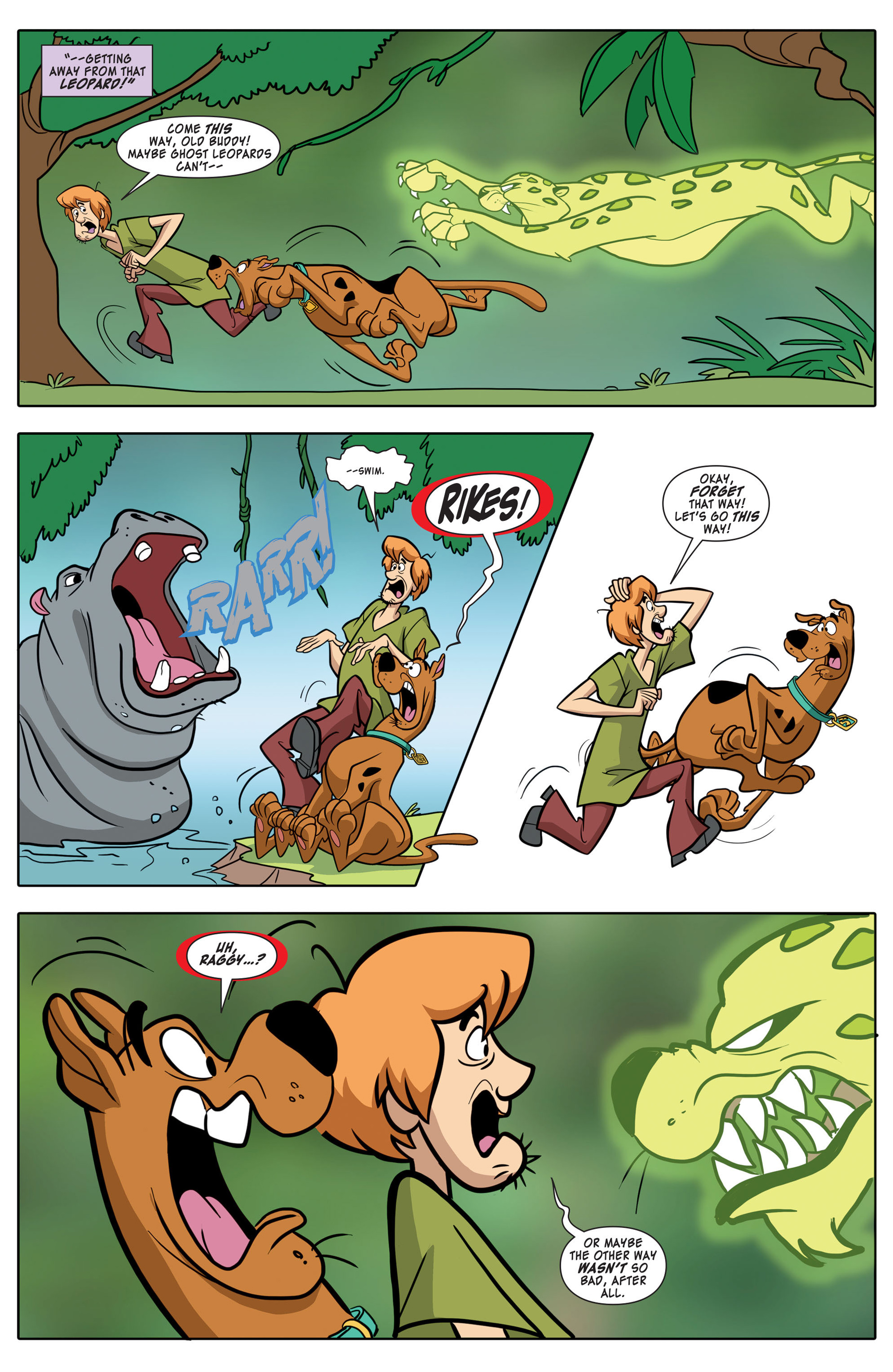 Read online Scooby-Doo: Where Are You? comic -  Issue #43 - 8