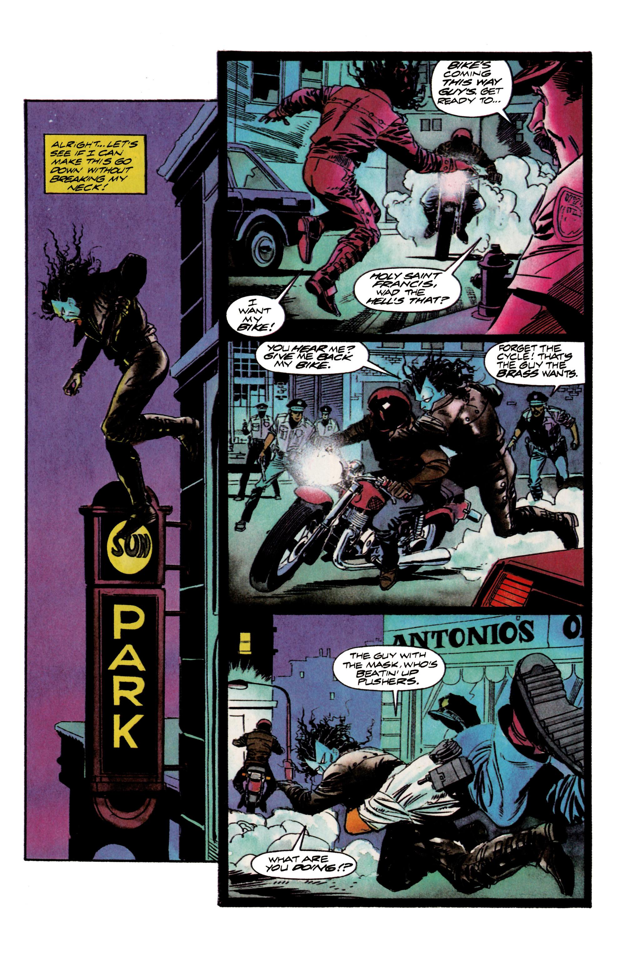 Read online Shadowman (1992) comic -  Issue #16 - 6