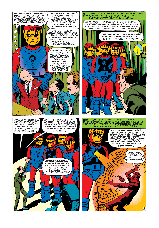 Read online Uncanny X-Men (1963) comic -  Issue #14 - 9