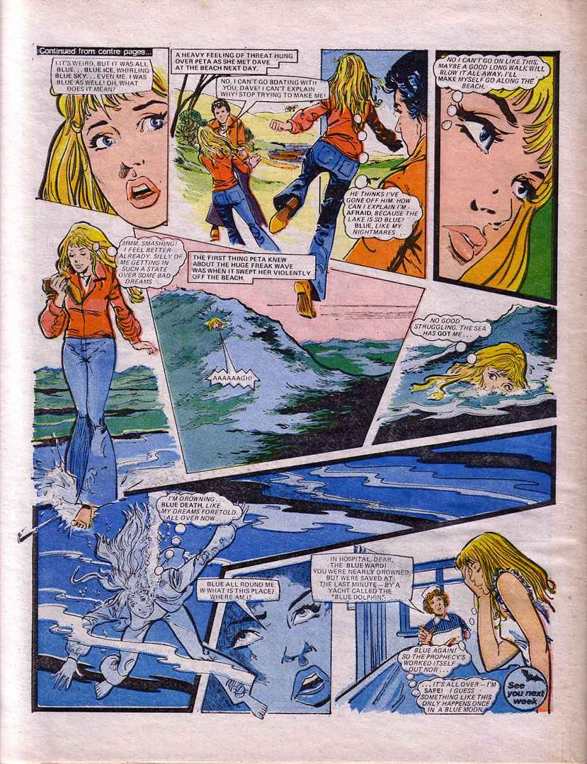 Read online Misty comic -  Issue #2 - 32