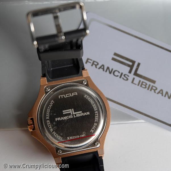 francis libiran watch
