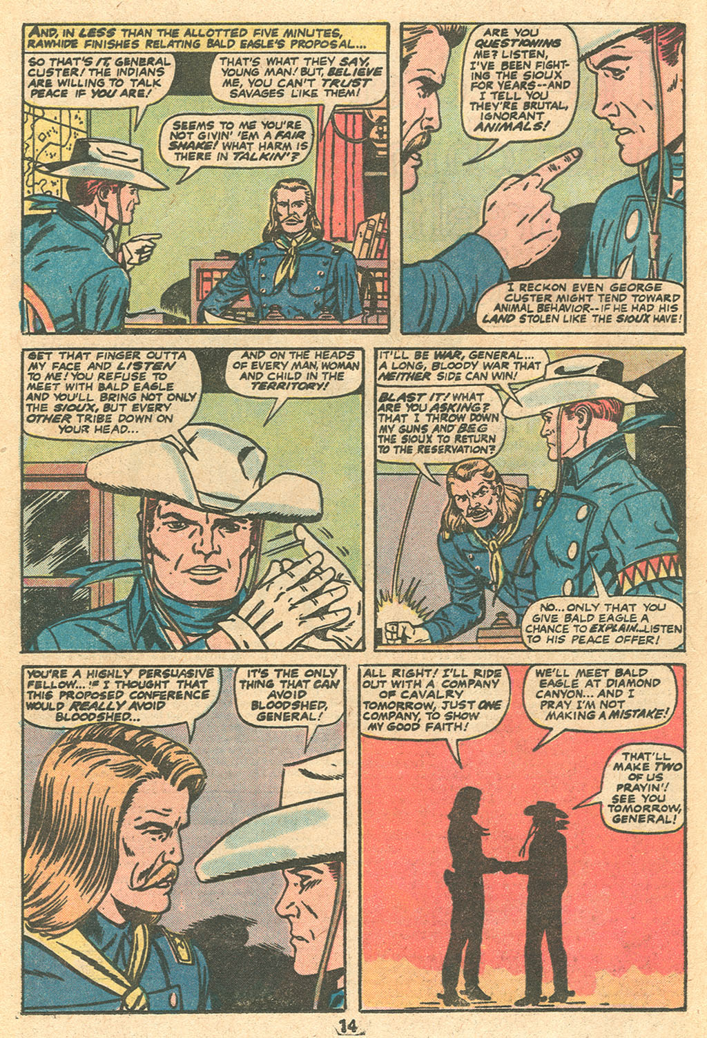 The Rawhide Kid (1955) issue 131 - Page 16