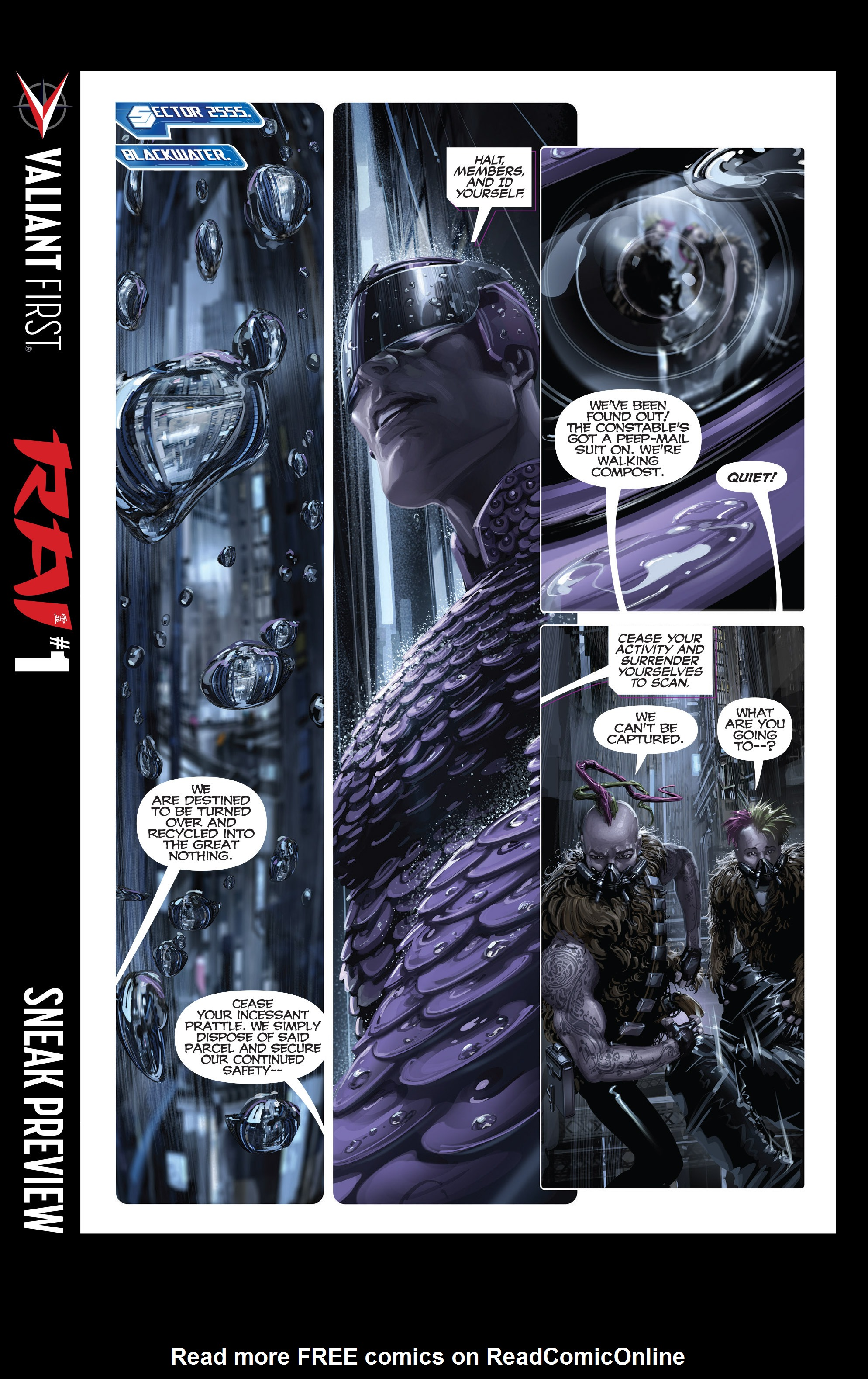 Read online Bloodshot and H.A.R.D.Corps comic -  Issue #20 - 25