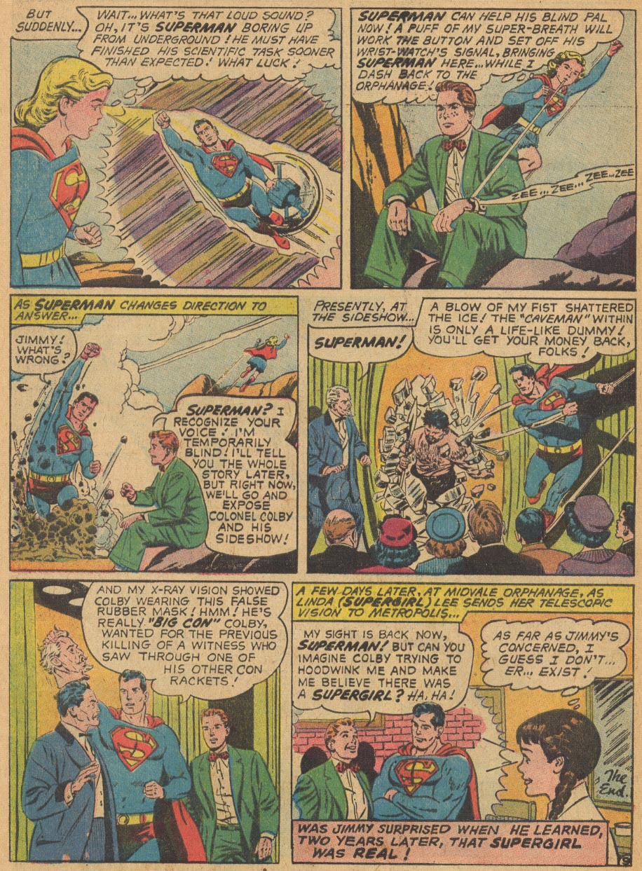 Read online Action Comics (1938) comic -  Issue #343 - 32