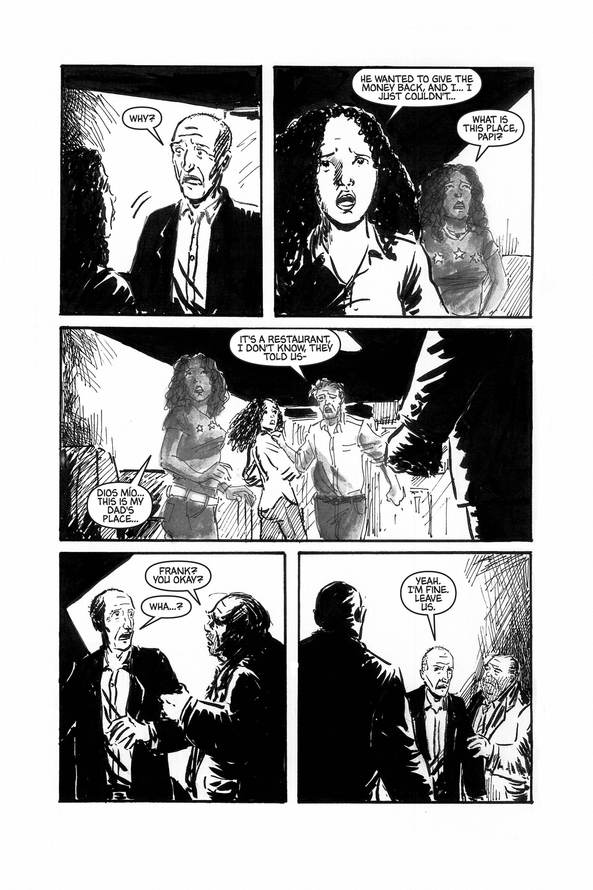 Read online Tumor comic -  Issue # TPB - 190