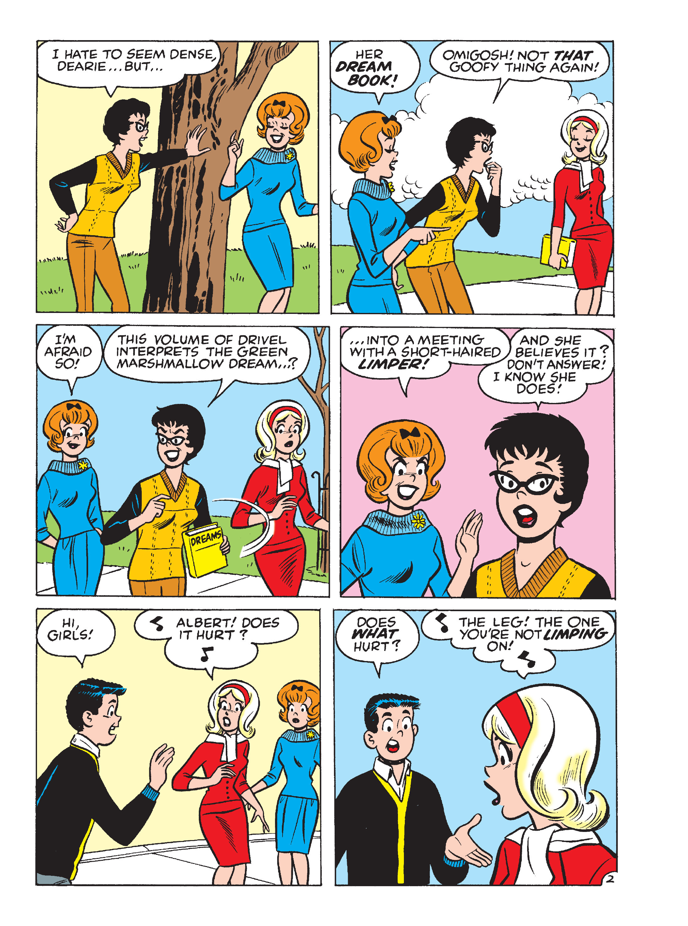 Read online World of Archie Double Digest comic -  Issue #64 - 42