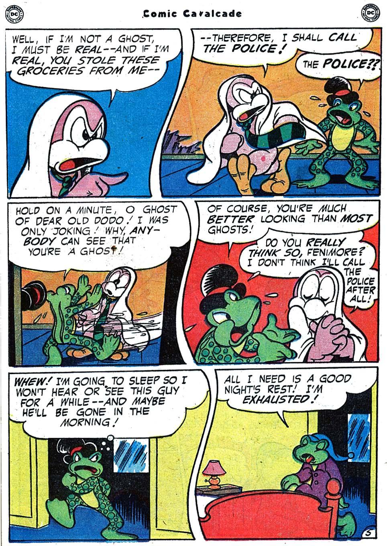 Comic Cavalcade issue 38 - Page 37