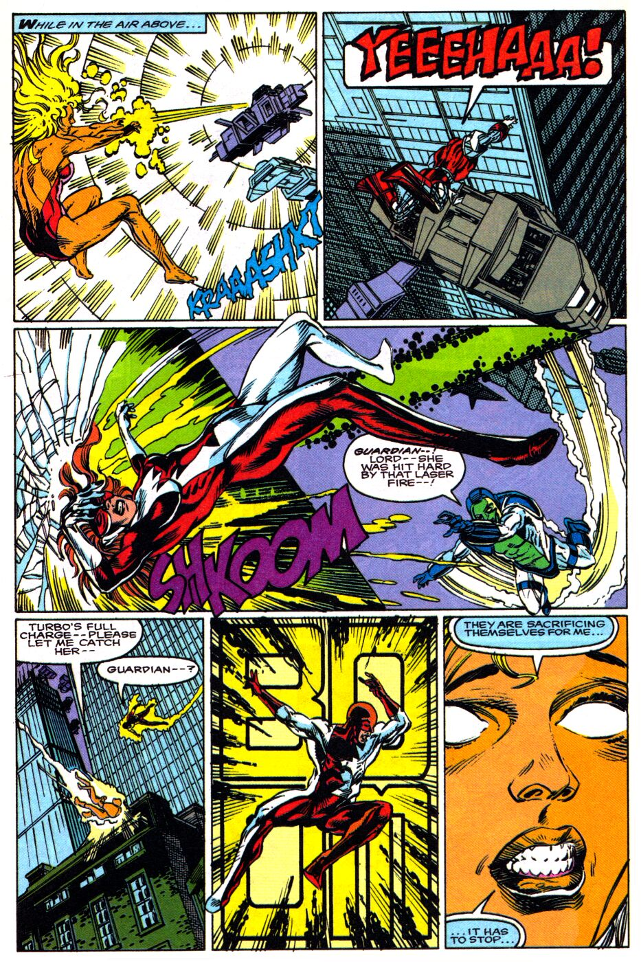 Read online Alpha Flight Special comic -  Issue #2 - 17