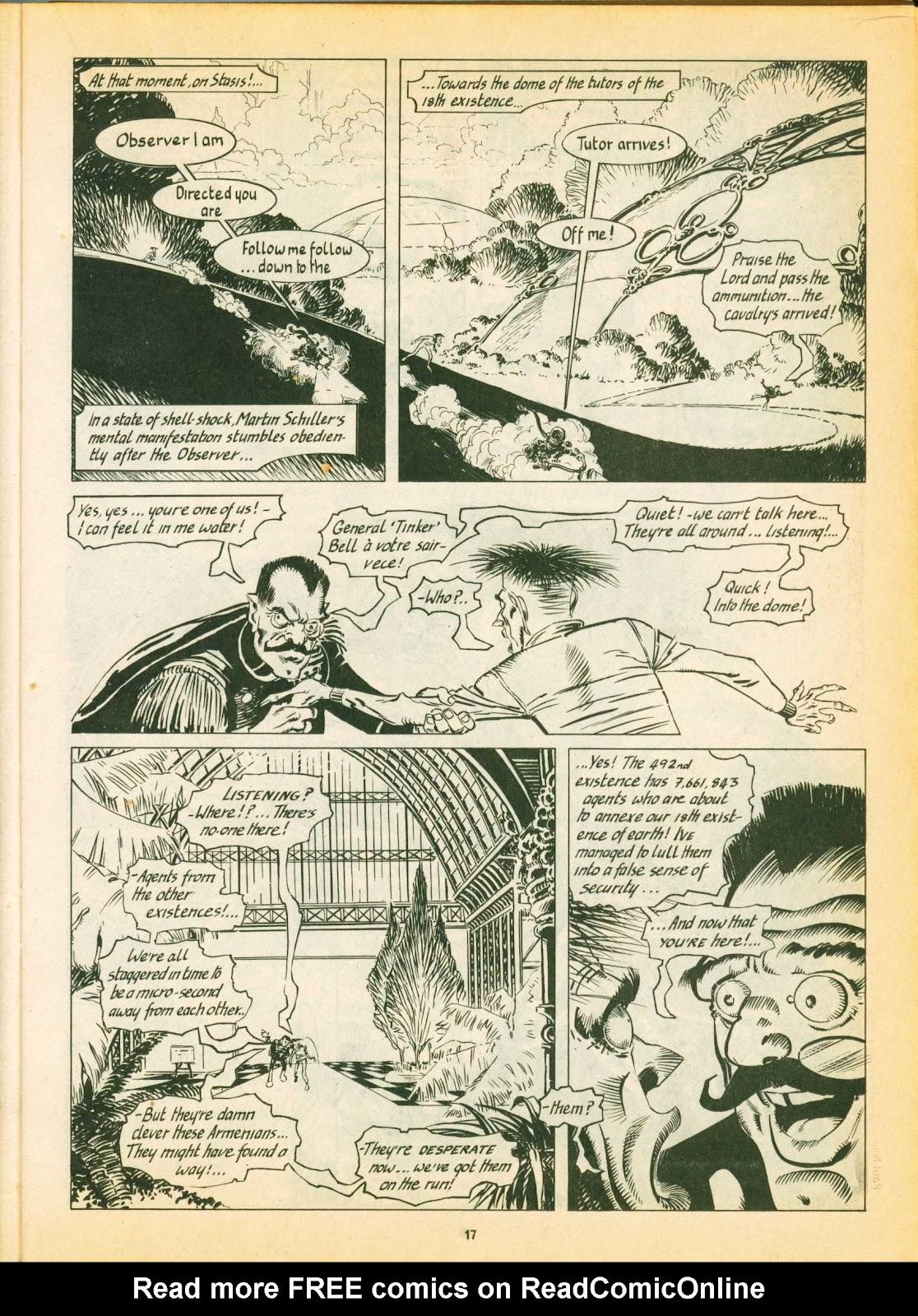 Warrior Issue #3 #4 - English 17