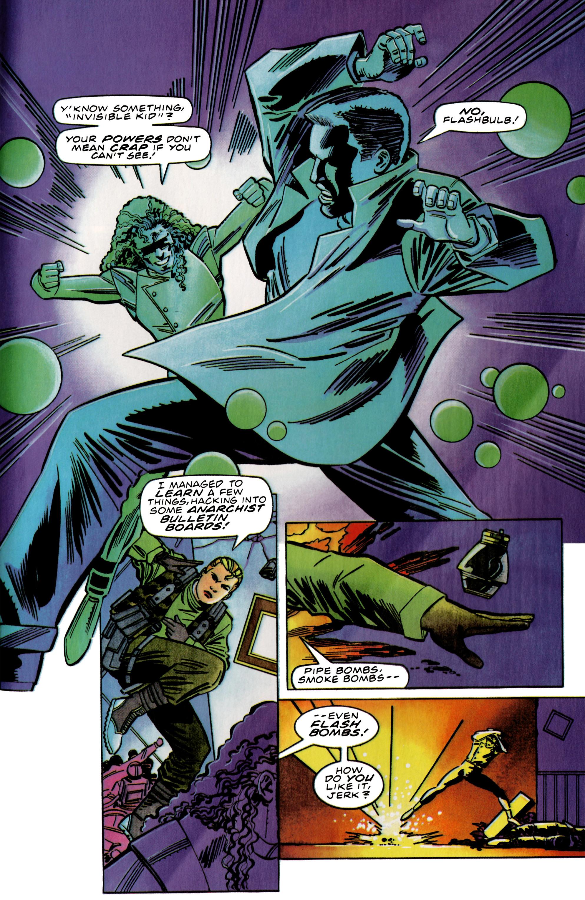 Read online Harbinger (1992) comic -  Issue #39 - 18