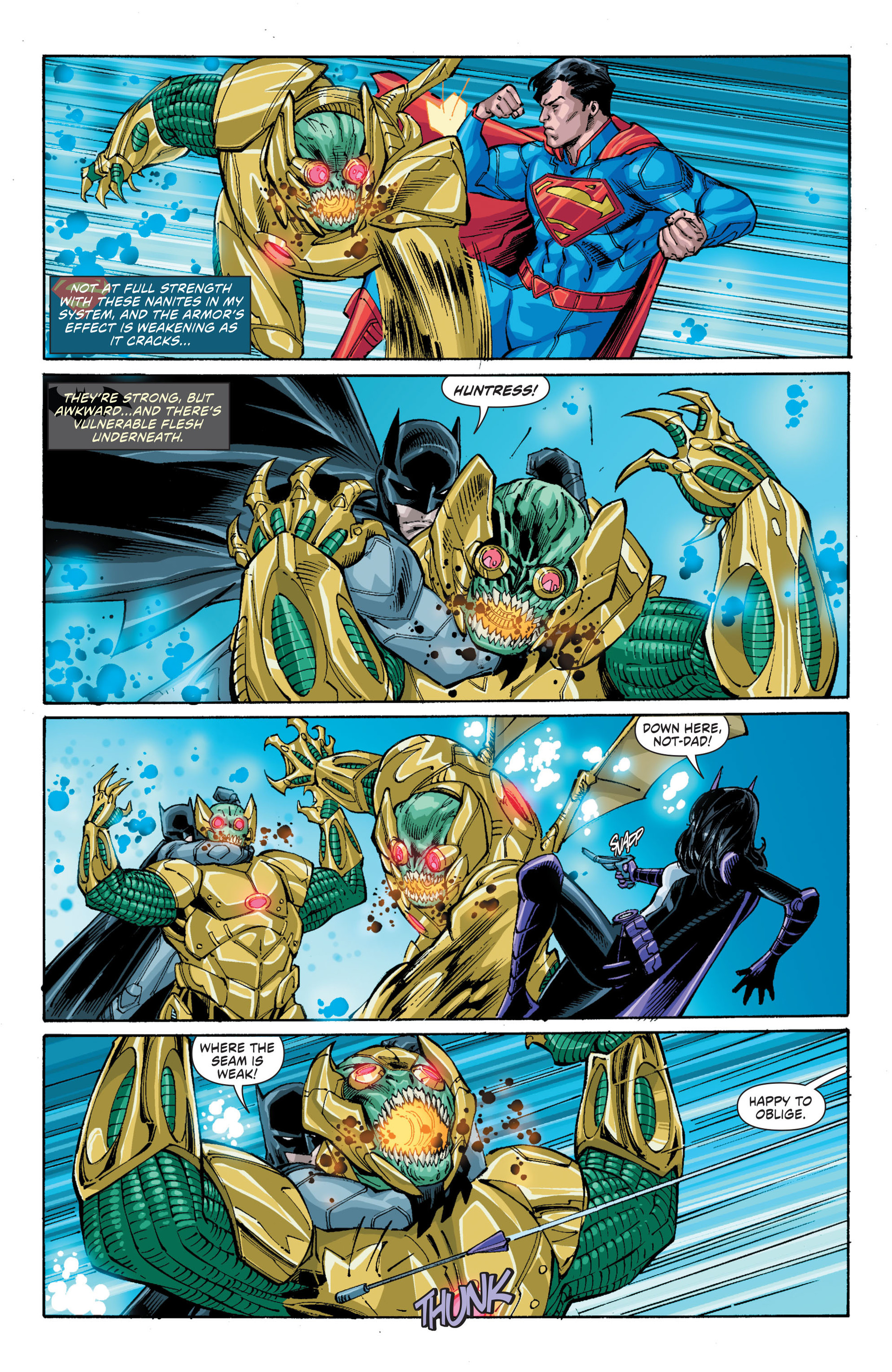Read online Worlds' Finest comic -  Issue #21 - 14