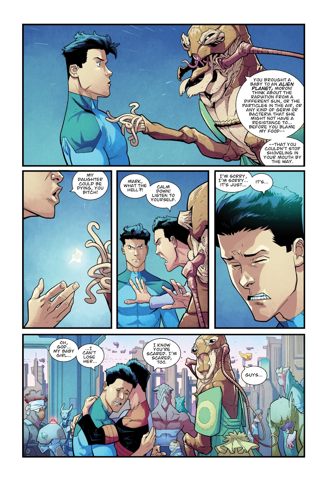 Invincible (2003) issue TPB 21 - Modern Family - Page 95