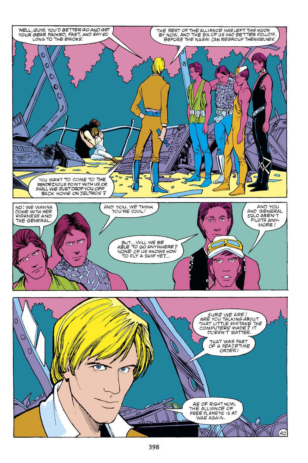 Read online Star Wars Omnibus comic -  Issue # Vol. 21.5 - 126