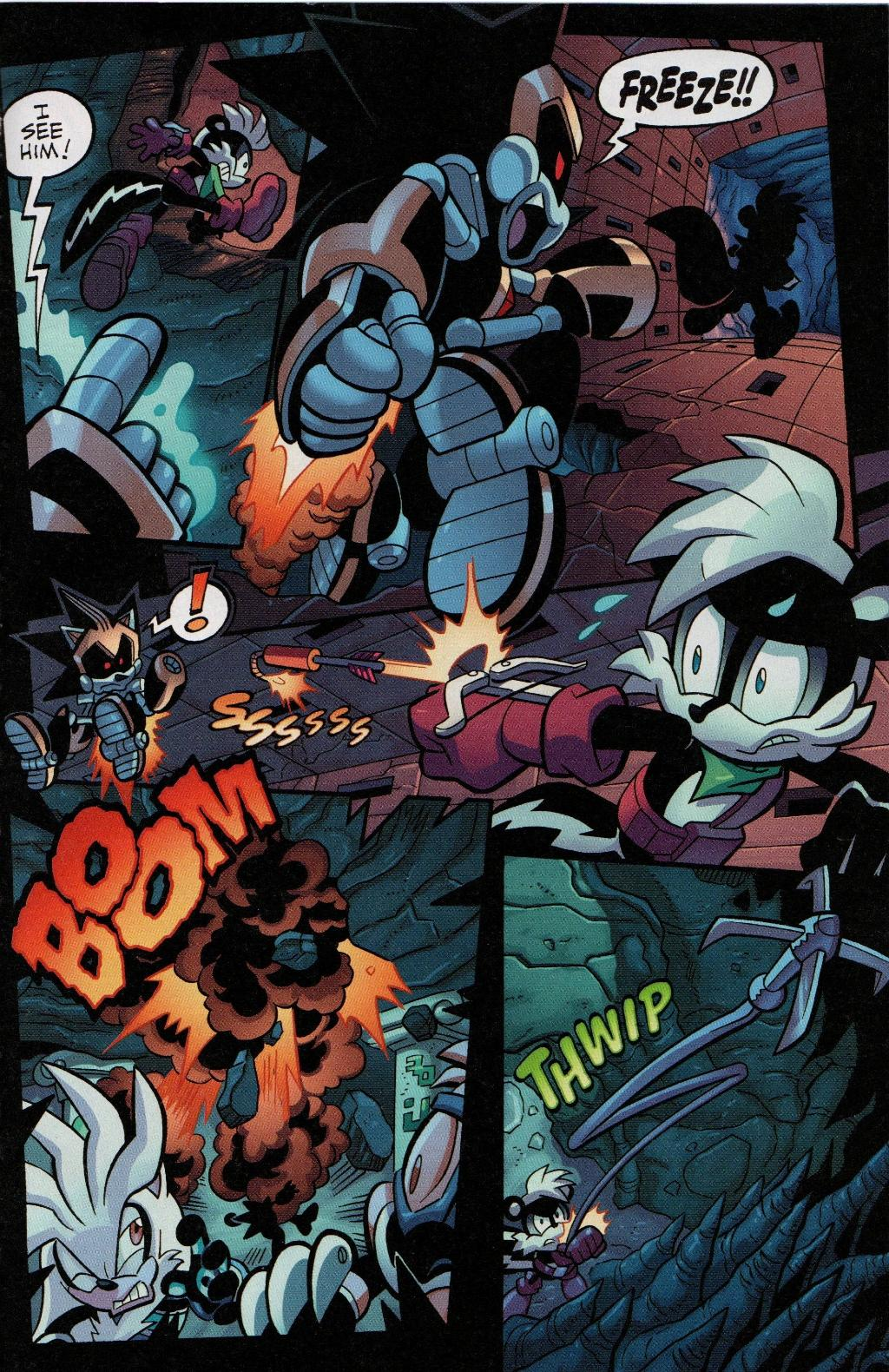 Read online Sonic Universe comic -  Issue #41 - 27