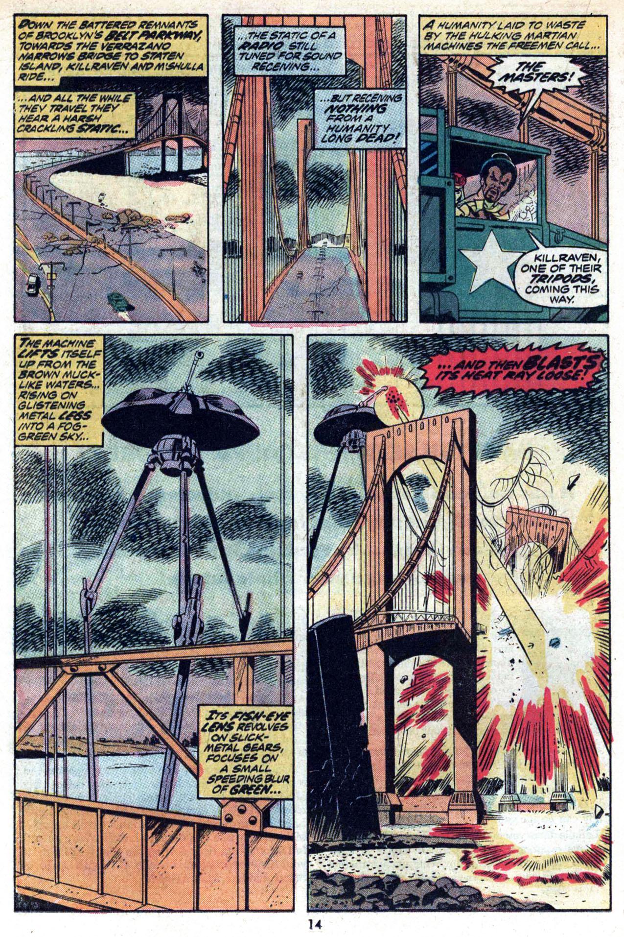 Read online Amazing Adventures (1970) comic -  Issue #20 - 16