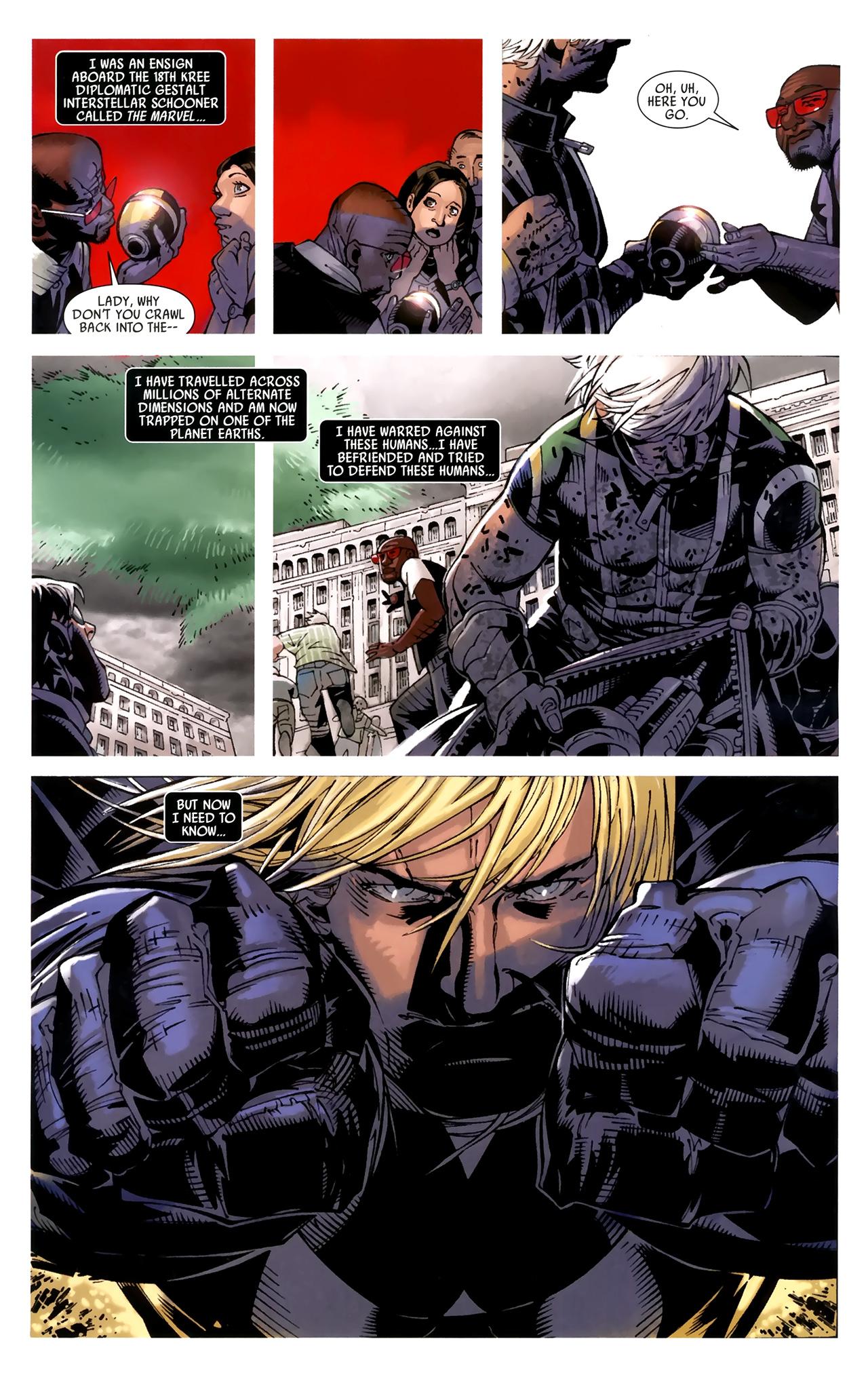 Read online Dark Avengers (2009) comic -  Issue # _Annual 1 - 18