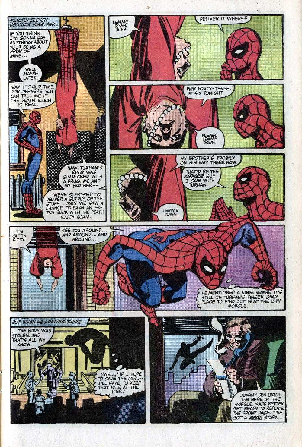 The Amazing Spider-Man (1963) _Annual_15 Page 16