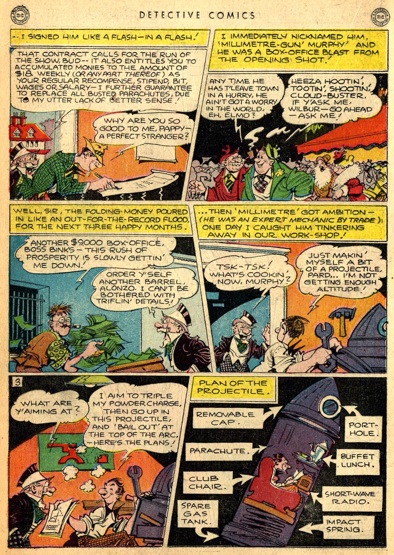 Read online Detective Comics (1937) comic -  Issue #98 - 26