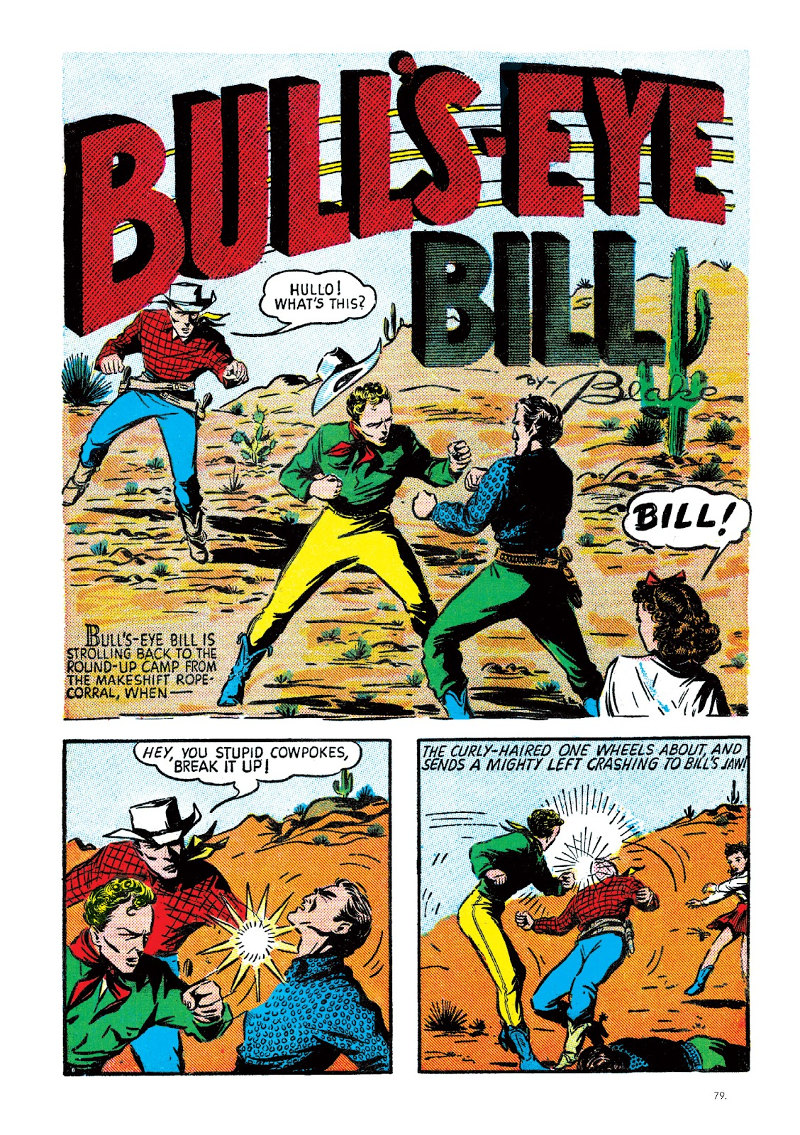 Read online The Bill Everett Archives comic -  Issue # TPB 2 (Part 1) - 80
