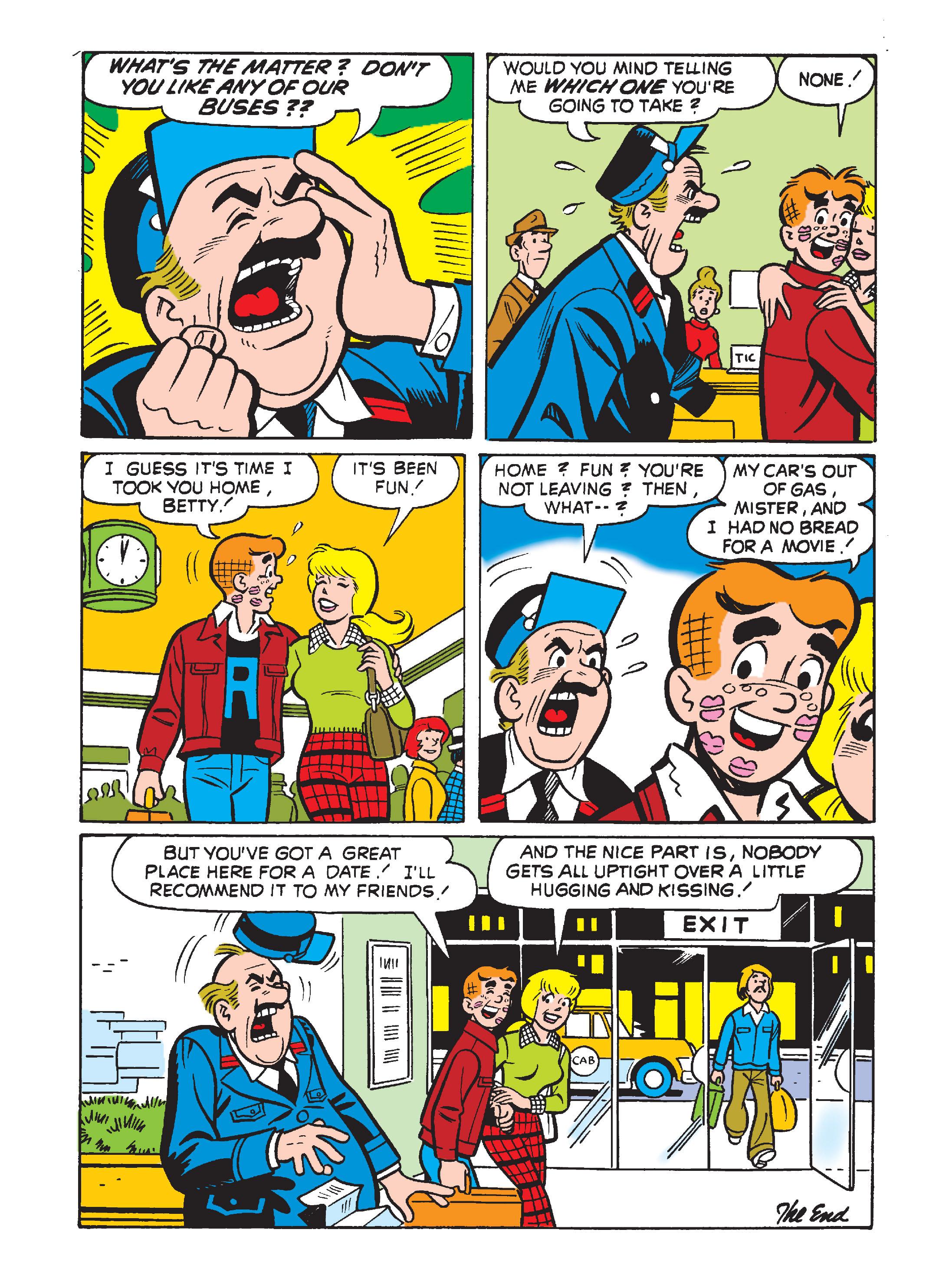 Read online Archie 1000 Page Comics Bonanza comic -  Issue #2 (Part 2) - 156