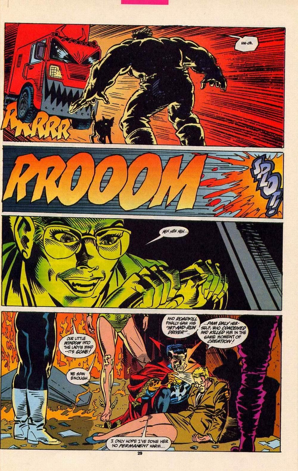 Read online Secret Defenders comic -  Issue #5 - 22