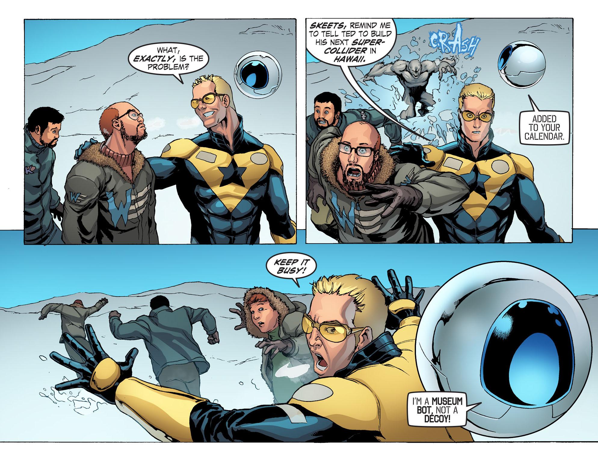 Read online Smallville: Season 11 comic -  Issue #42 - 6