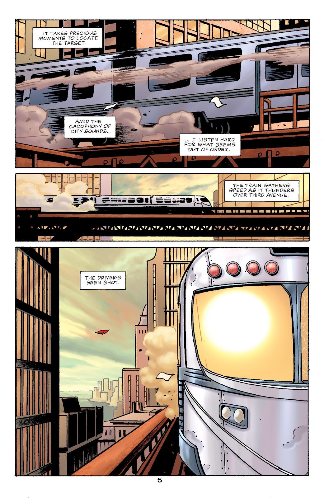 Batman/Superman/Wonder Woman: Trinity issue 1 - Page 7