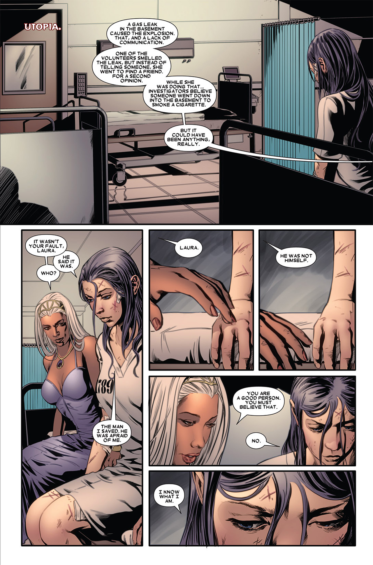 Read online X-23 (2010) comic -  Issue #2 - 11