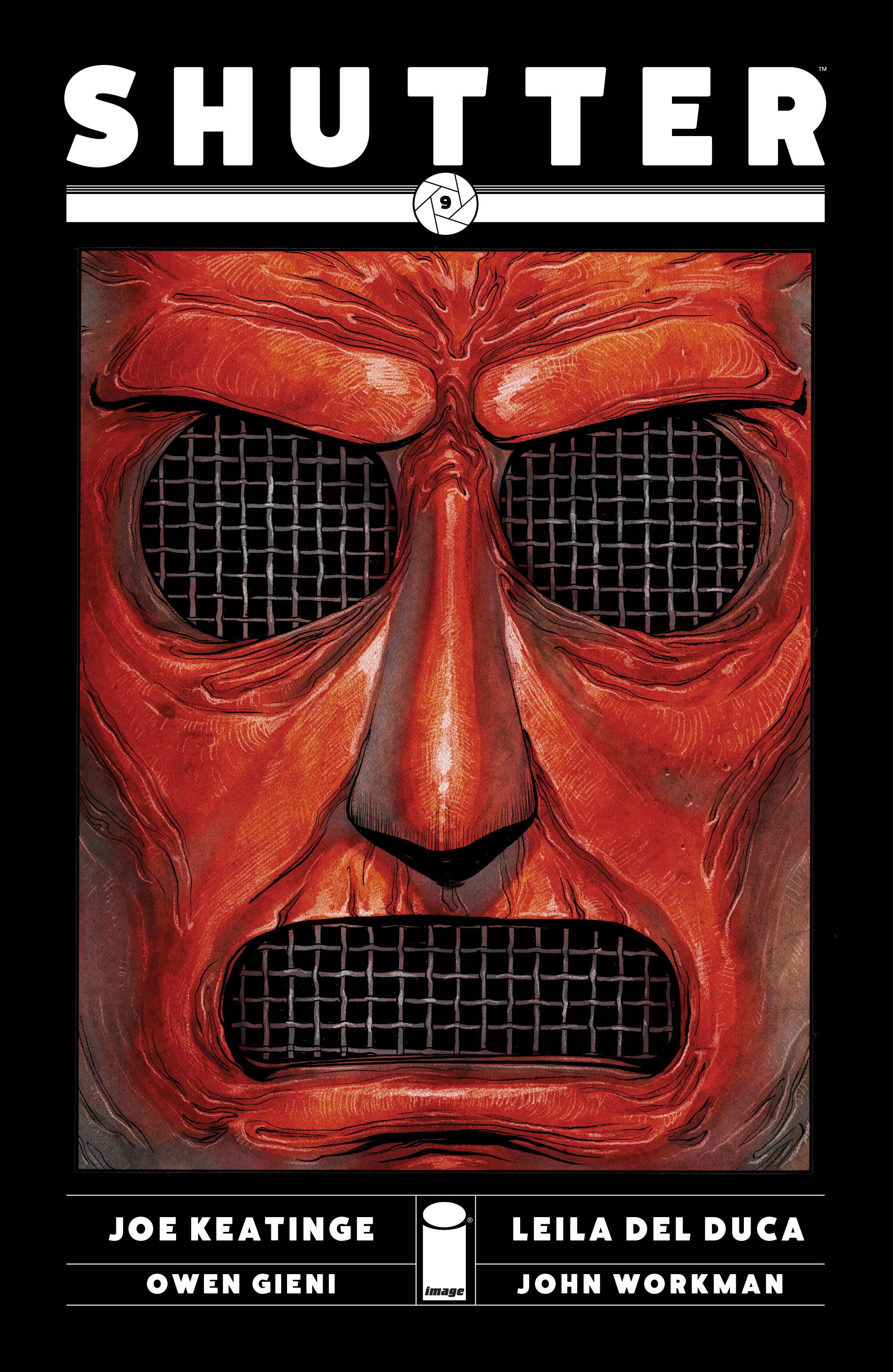 Read online Shutter comic -  Issue #9 - 1