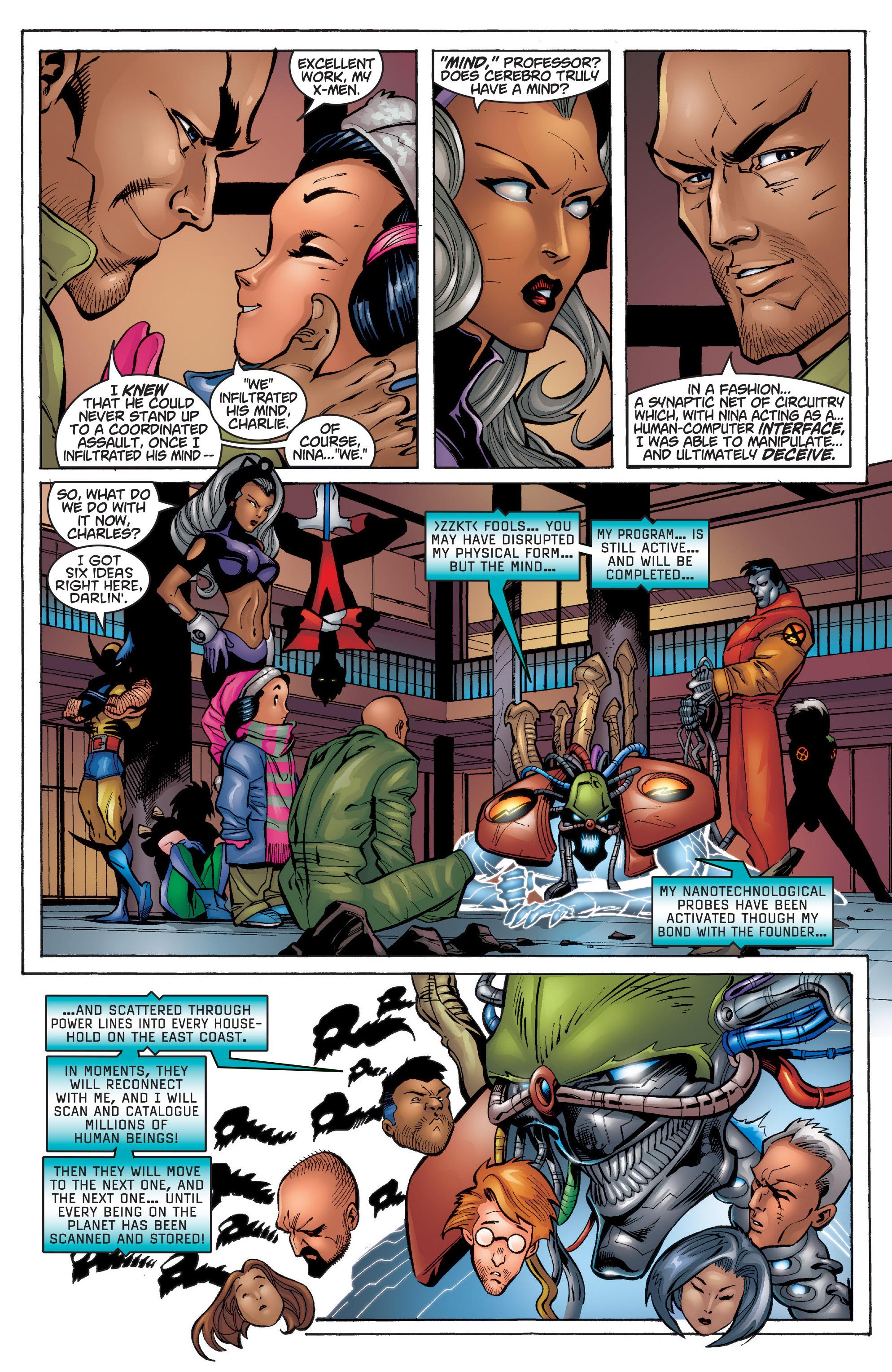 X-Men (1991) 84 Page 17
