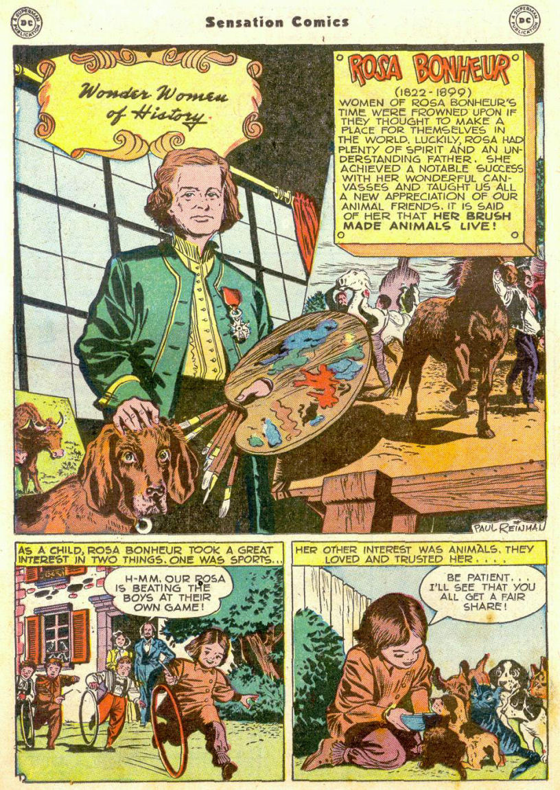 Read online Sensation (Mystery) Comics comic -  Issue #75 - 37
