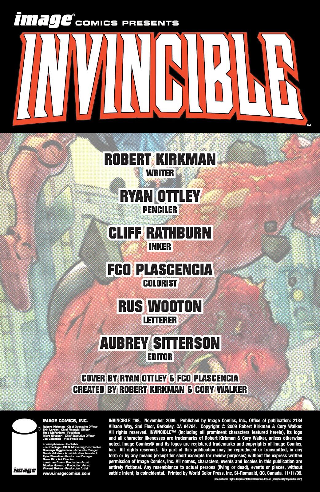 Invincible (2003) 68 Page 2