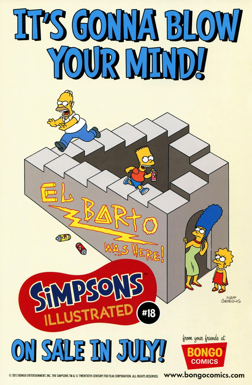 Read online Simpsons Comics Presents Bart Simpson comic -  Issue #97 - 16