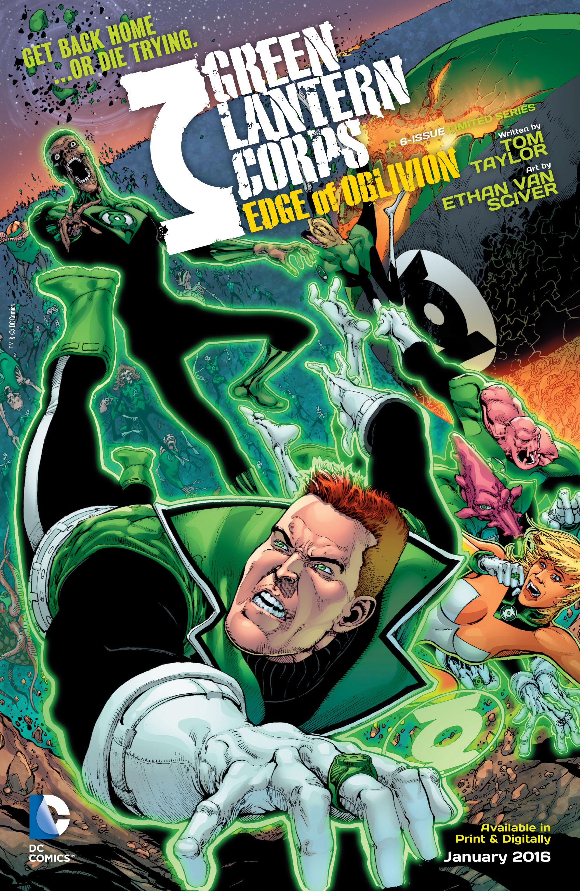 Read online Sinestro comic -  Issue #18 - 2