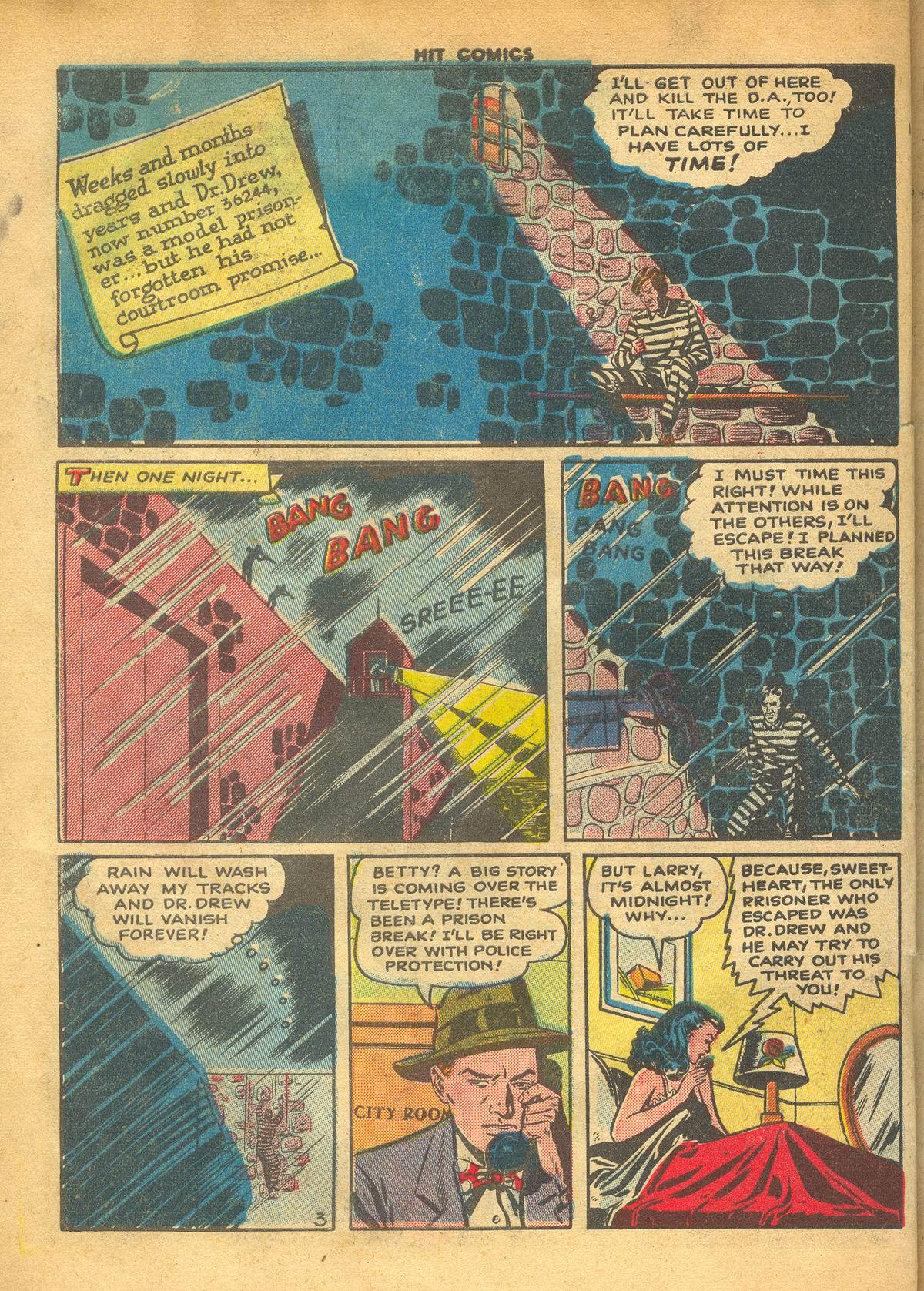 Read online Hit Comics comic -  Issue #60 - 30