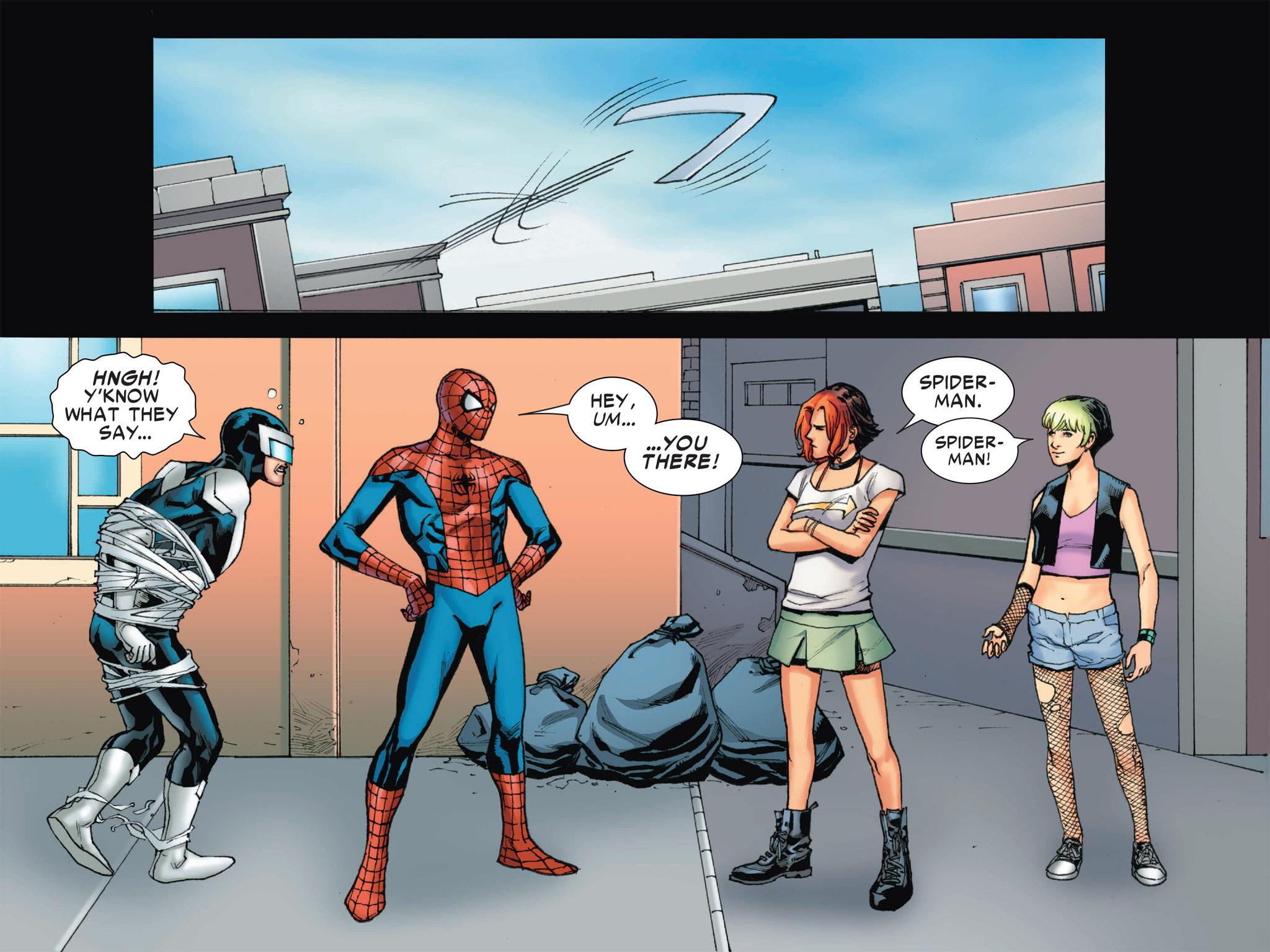 Read online Ultimate Spider-Man (Infinite Comics) (2016) comic -  Issue #2 - 27