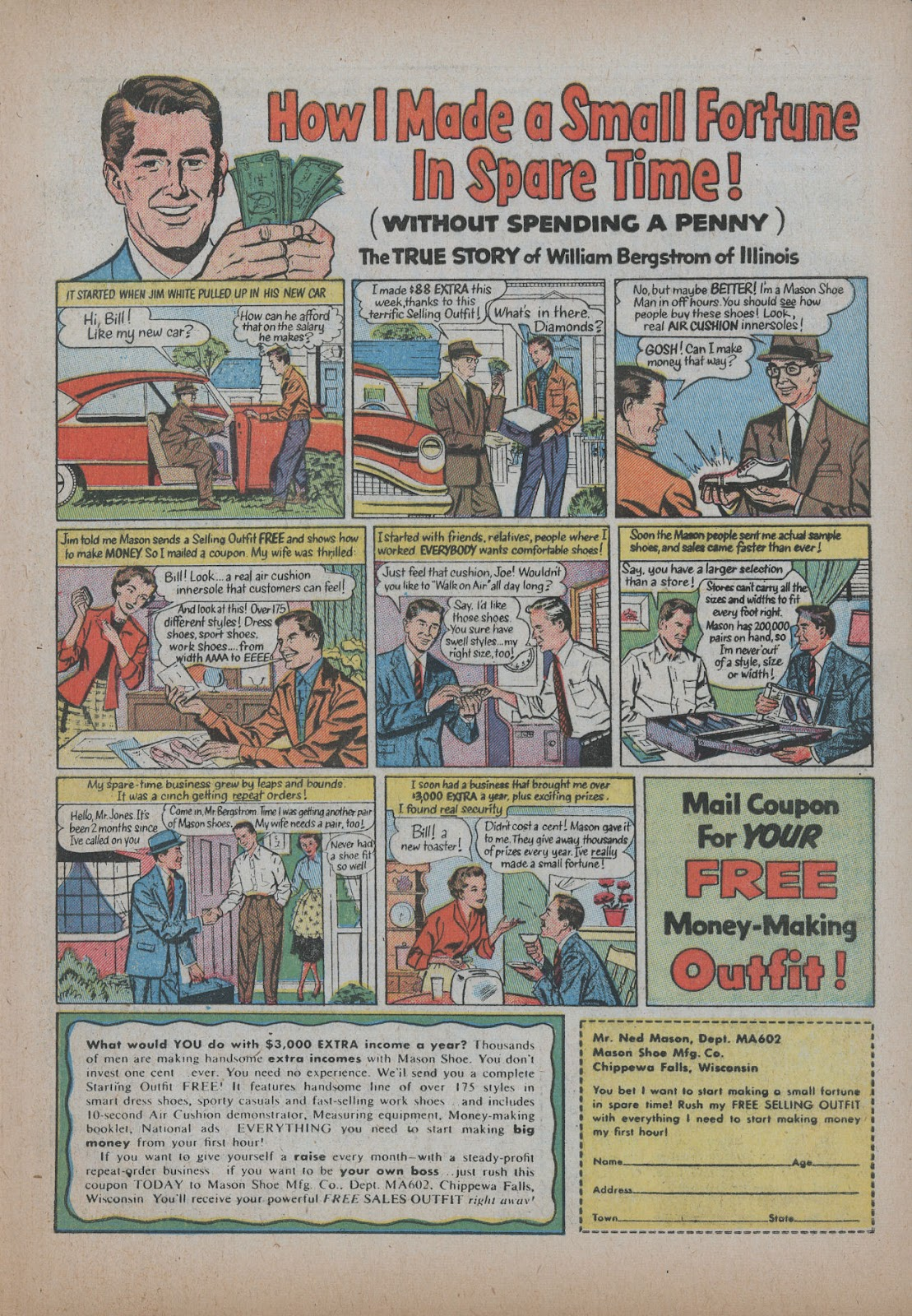 G.I. Combat (1952) issue 26 - Page 33