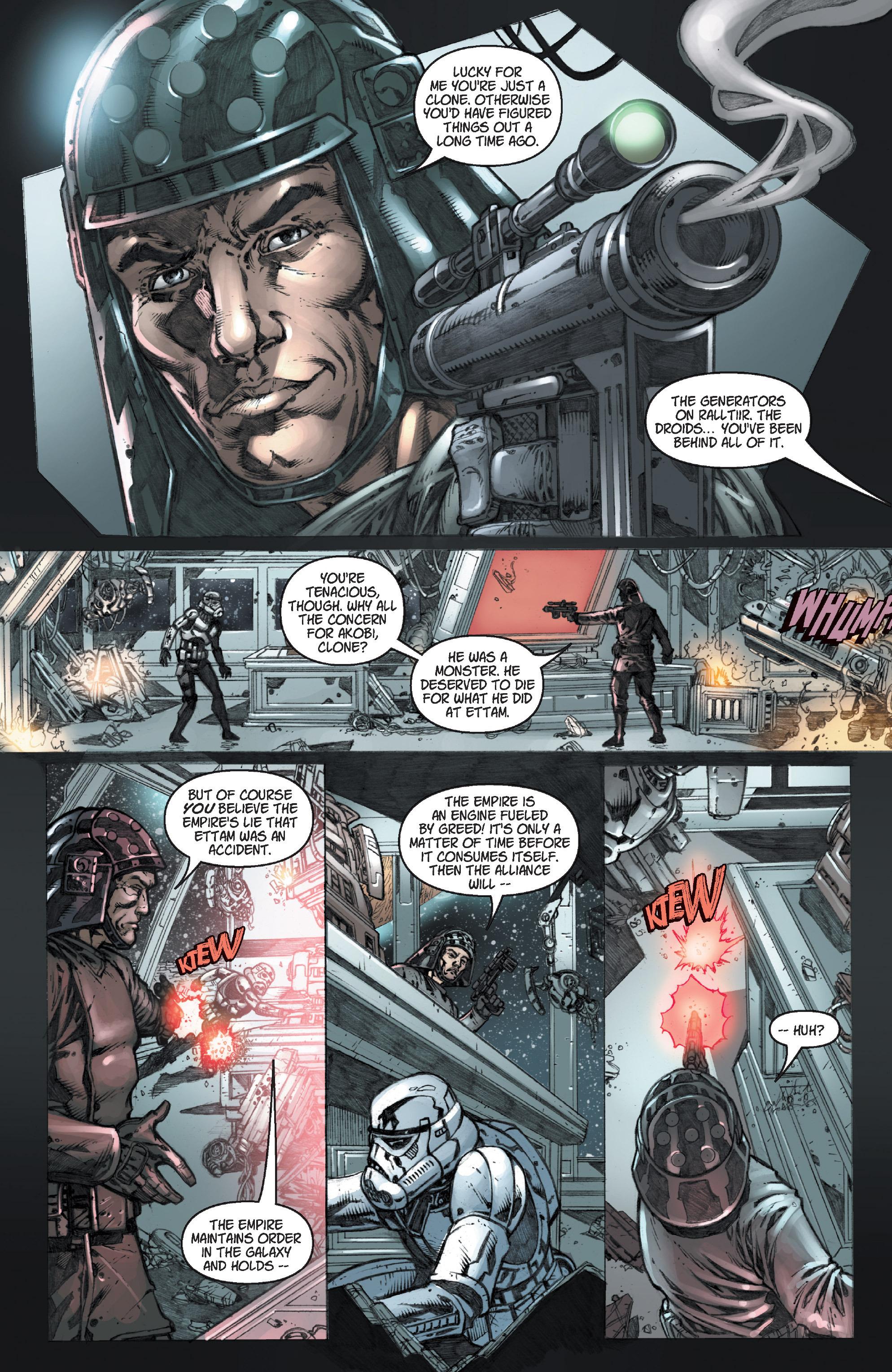 Read online Star Wars Omnibus comic -  Issue # Vol. 17 - 211