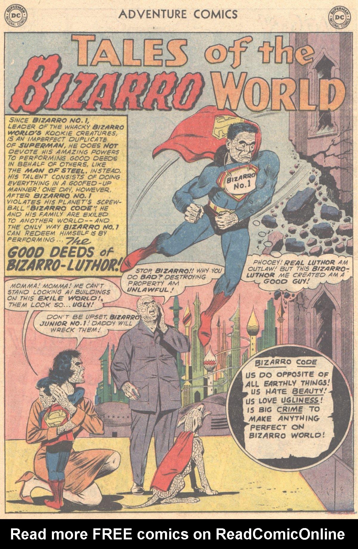 Read online Adventure Comics (1938) comic -  Issue #293 - 20