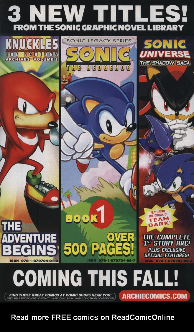 Read online Sonic Universe comic -  Issue #31 - 7