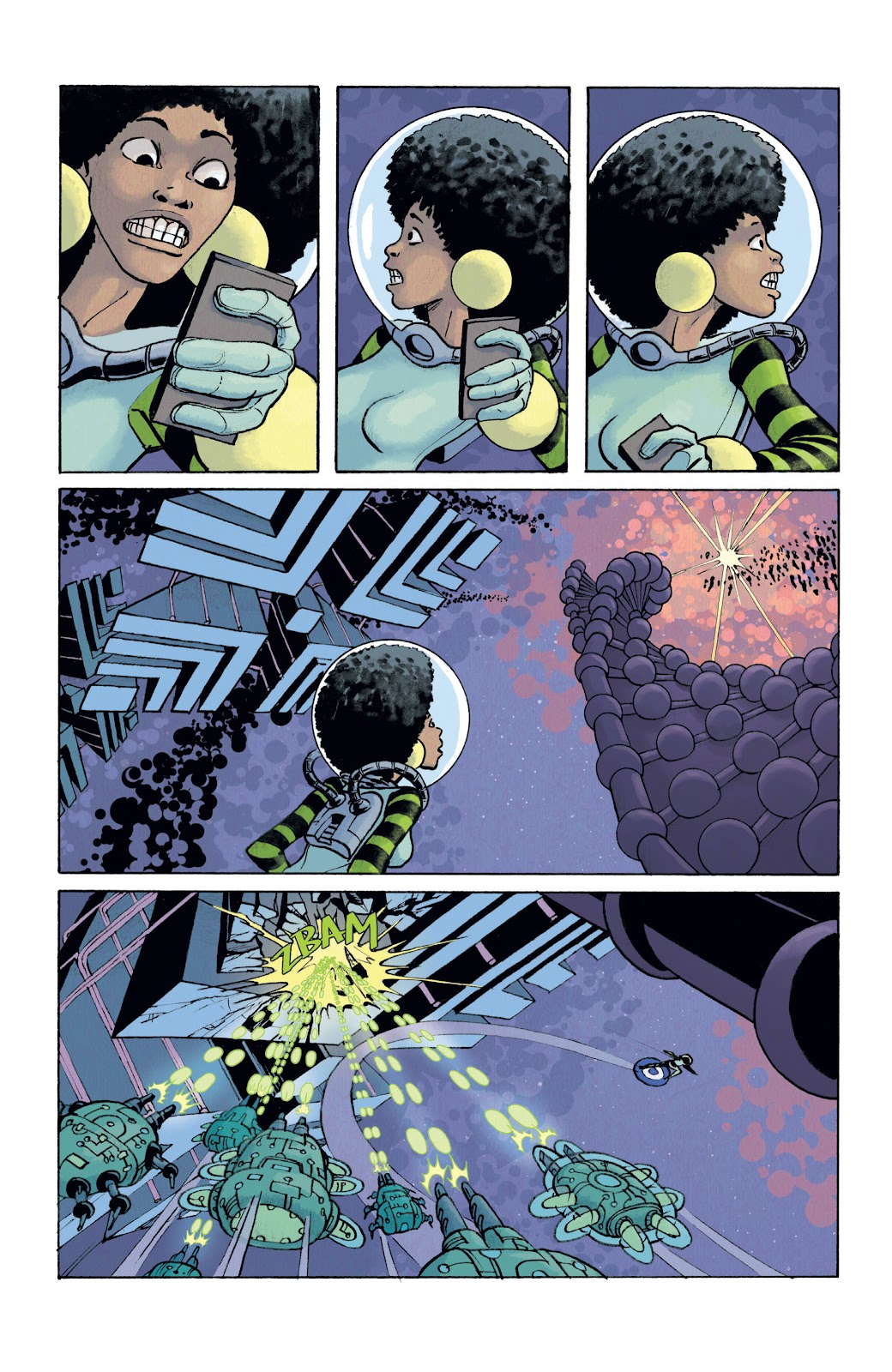 Read online Infinity 8 comic -  Issue #12 - 10
