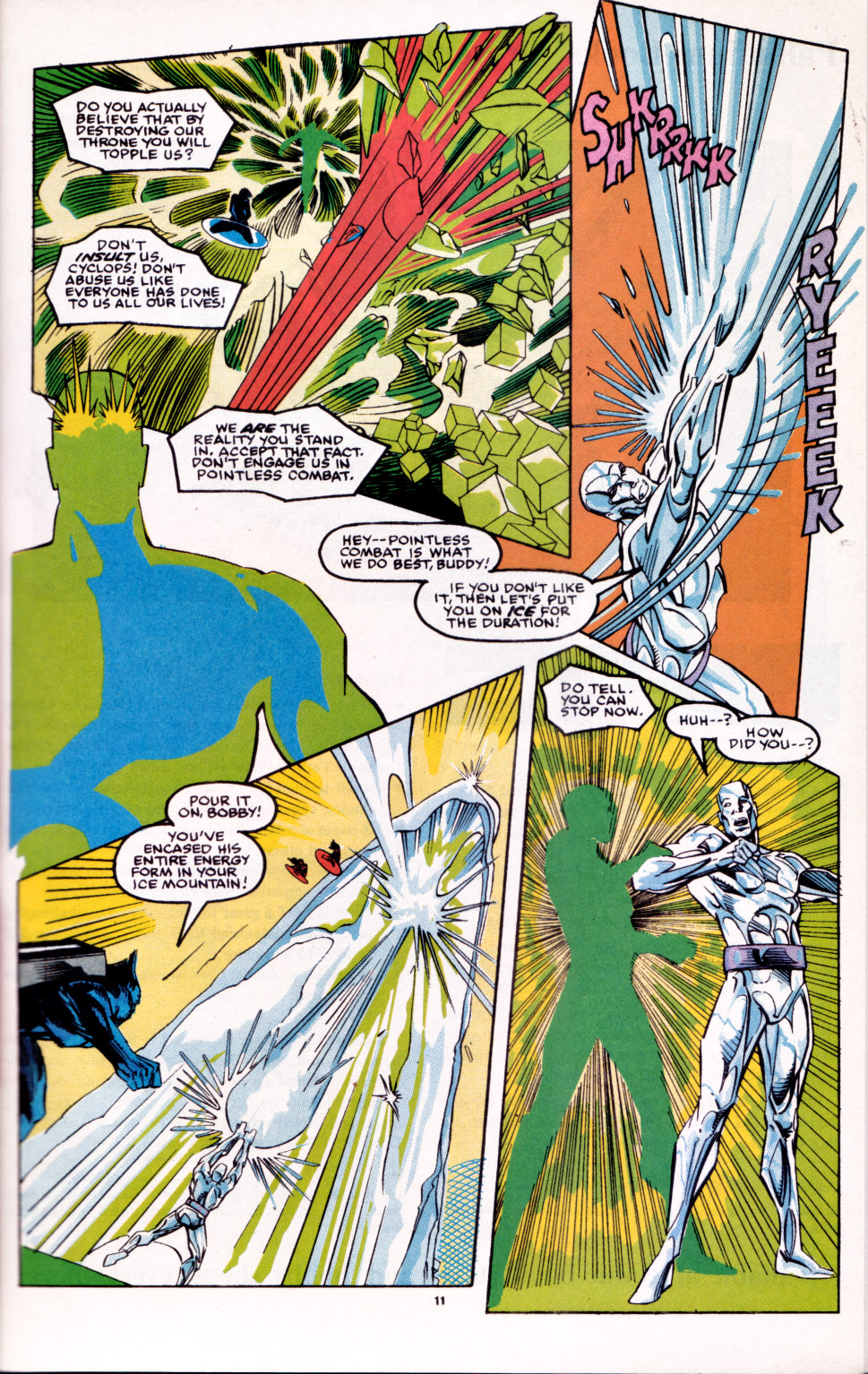 Read online X-Factor (1986) comic -  Issue # _ Annual 6 - 10