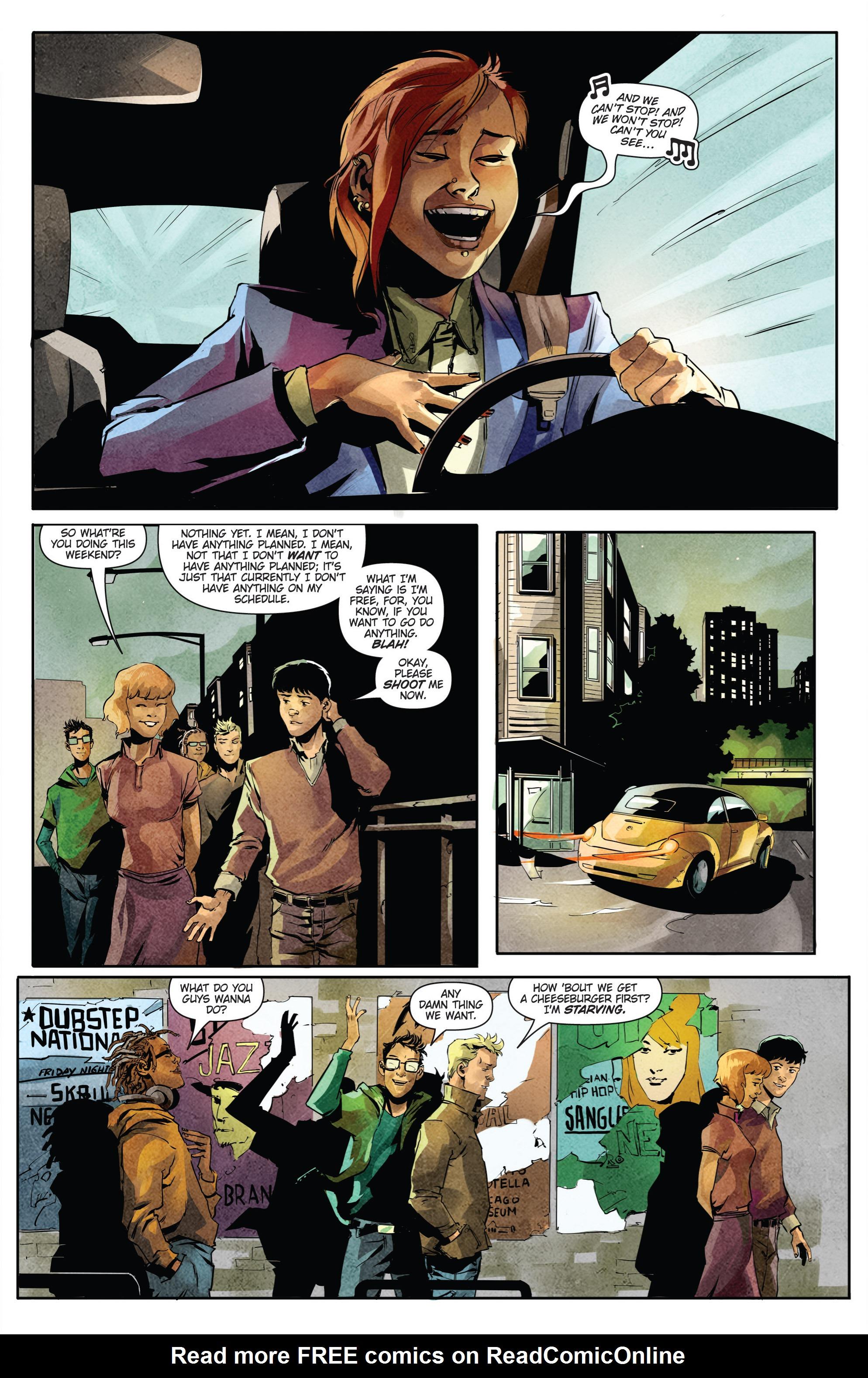 Read online Grimm Fairy Tales presents No Tomorrow comic -  Issue # TPB - 45