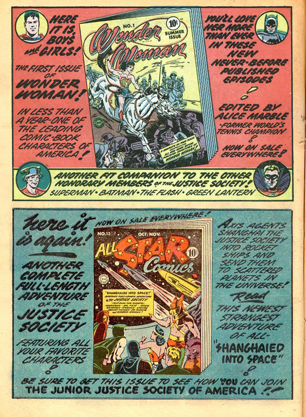Read online Sensation (Mystery) Comics comic -  Issue #11 - 16